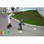 Обучение катанию на роликах, скейте, велосипеде и самокате-трайке