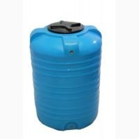 Вертикальная пластиковая емкость V-500 литров
