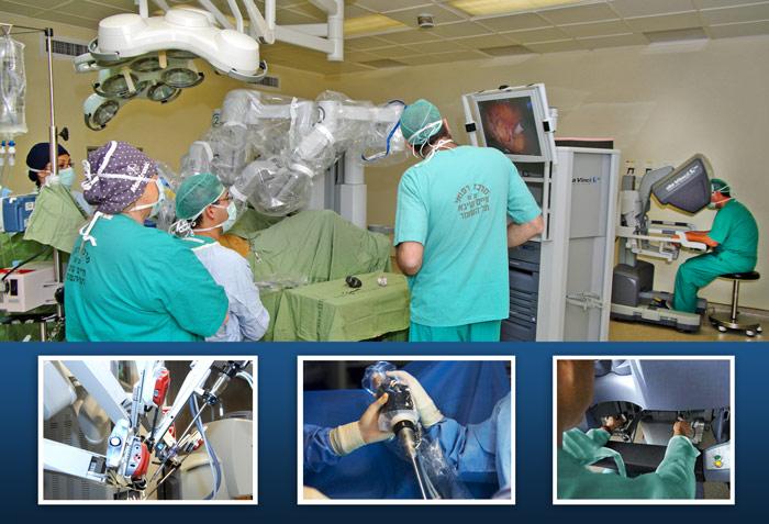 Лечение простаты в израиле клиники