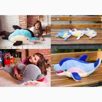 Мягкая игрушка Дельфин и другие мягкие игрушки