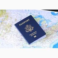 Виза в США: туристическая, гостевая, виза невесты. Помощь в оформлении