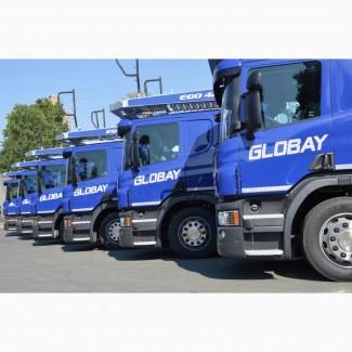 Работа и вакансии водителям-дальнобойщикам в литовском отделении международной компании