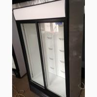 Холодильный шкаф бу Купе. Витринный. 700-1400л. Обслуженные, гарантия