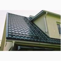Ремонт крыши.Монтаж металлочерепицы