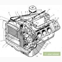 Радиатор водяной НИВА (СК-5)