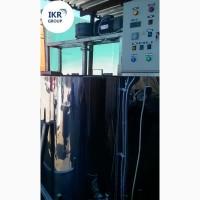 Пастеризатор-сыроварня 500 литров