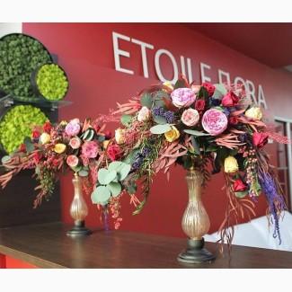 Этуаль Флора - продажа стабилизированных растений в Украине