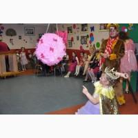 Организация детских праздников от 2- 12 лет