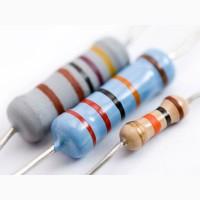 Резисторы точные прецизионные выводные со склада