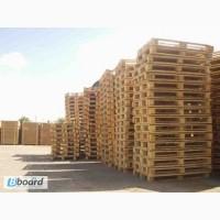 Продажа новых поддонов деревянных размер 1200х800 мм