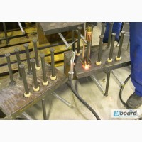 Продам. Гибкие упоры, шпильки, керамические кольца, сварочное оборудование ISO13918