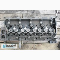 Головка блока цилиндров Е1, Е2, Е3 на двигатель ISUZU Богдан