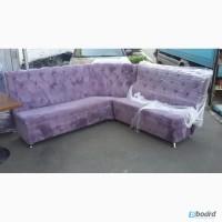 Продам фиолетовые велюровые диваны бу