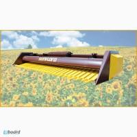 Жатка для уборки подсолнечника Sunfloro New 2016