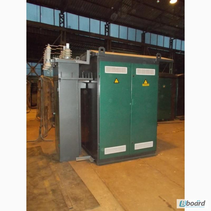 Комплектные трансформаторные подстанции купить