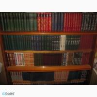Коллекция книг зарубежных и отечественных писателей