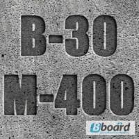Бетон М 400 В 30 с доставкой Харьков по выгодной цене