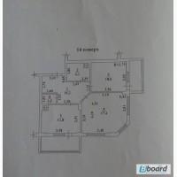 Продам 2х комнатную квартирусвободной планировки