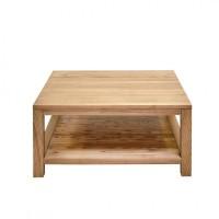 Журнальный стол Билл из натурального дерева