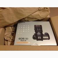 Canon EOS 5D Mark III SLR 22.3MP W / Объектив EF24-105mm U