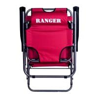 Шезлонг дачный Comfort 3 RA-3304 Ranger