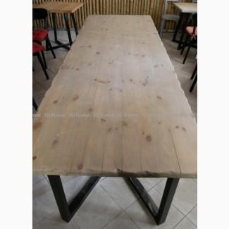 Бу мебель стол 3м прямоугольный б/у для кафе ресторана