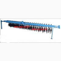 Борона мотыга навесная ротационная БР-4, 2-6-8 м., в наличии секции