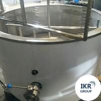Сыроварня-пастеризатор 600 литров / Варочный котел-сыроварня / пастеризатор з нержавейки