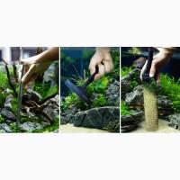 Чистка и обслуживание аквариумов и террариумов