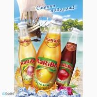 Лимонад ТМ KaRiBo премиум-сегмента высокого качества