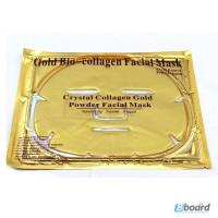 Омолаживающие маски с био золотом для лица
