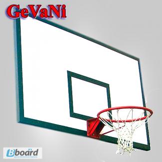 Щит баскетбольный с кольцом