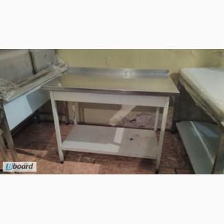 Стол производственный бу, стол из нержавеющей стали бу