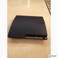 Продам прошитую PlayStation 3 slim 250Gb
