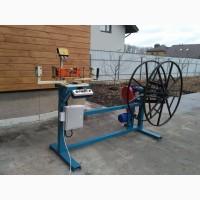 Перемоточный станок-для перемотки провода, кабеля, веревки(производитель); Видео