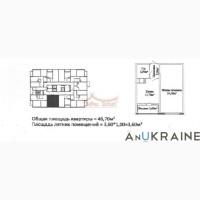 1-но комнатная квартира в ЖК Альтаир -1