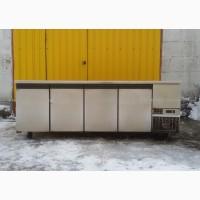 Бу холодильный стол Desmon (Италия) для профессиональной кухни ресторана, кафе, бара