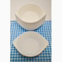 Тарелка пластиковая Суповая ХТМК 0, 5л 100шт Белая