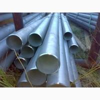 Трубы нержавеющие от 4 до 325 мм