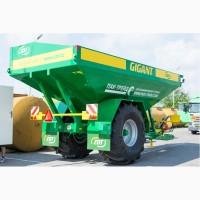 Причіп-бункер перезавантажувач зерна Gigant NS30G