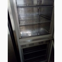 Шкаф холодильно-морозильный б/у на две камеры