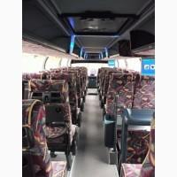 Заказ автобуса, аренда автобуса на 51, 55 и 70 мест