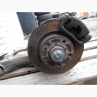 Гальмівний диск задній Renault Scenic III 2009-2016