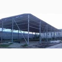 Будівництво арочного ангару Маневичи