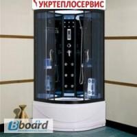 Установка душевых кабин, Житомир