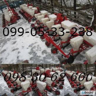 Цена сеялок, продажа сеялки гибрид СУ-8 Аналог УПС