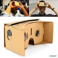 3D очки для бомжей. Google cardboard