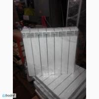 Радиаторы отопления алюминиевые и бимиталические 500 96мм-90 гривен