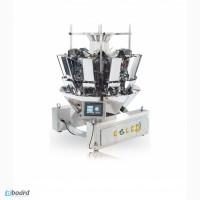 Фасовочно-упаковочный аппарат вертикального типа с весовым 10 – ти головочным дозатором