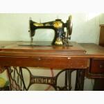Антикварная швейная машинка Singer 1894 г